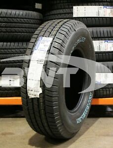 4 New Michelin Defender Ltx M S 109t 70k Mile Tires 2357515 235 75 15 23575r15