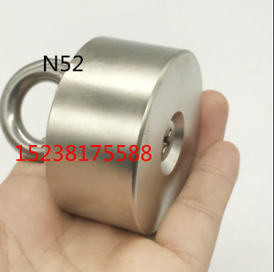 Huge Neodymium Block Magnet super Strong Rare Earth N52 60 30mm Sea Fishing Eyes