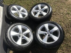 2002 2017 2009 Nissan Altima Oem Factory 40300ja300 17 Oe Wheels Rims Tires
