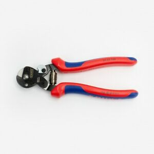 Knipex 95 62 160 Compact Wire Rope Cutters Multigrip