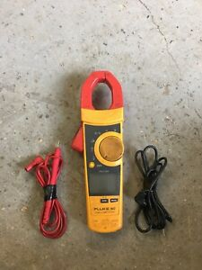 Fluke 902 Fc True rms Hvac Clamp Meter