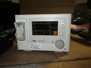 Drager Vamos Plus Gas Analyzer No Ac Adapter Ref 6871990 26