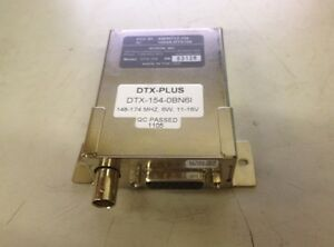 Ritron Inc Aierit12 150 1084a dtx154 Dtx plus Transceiver Data Module
