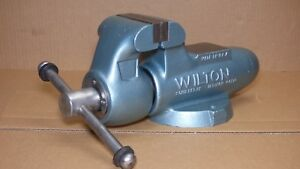 Wilton 400 Bullet Vise Machinist 4 Jaws Usa Bench Vise 101157
