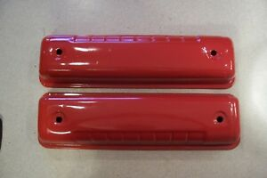 1955 64 Factory Ford Y Block Valve Covers Hot Rod Rat Rod 272 292 312 Crown Vic