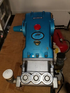 Cat Pump Model 3535 Carwash Pump 36 Gpm Car Wash Triplex 35 Frame