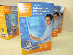 Now Board Portable Interactive Whiteboard Technology Ler4500 T3 e9