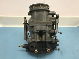 Ford Script Holley 94 Model 59 2 barrel Carburetor