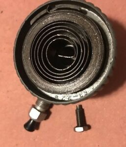 Atlas Craftsman Drill Press Quill Return Spring Assembly Model 1020