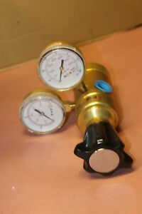 Servo Dome Hp750 500 Harris Pressure Regulator 0 500 Psig Brass New