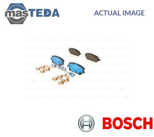 Bosch Front Brake Pads Set Braking Pad 0 986 494 611 G New Oe Replacement