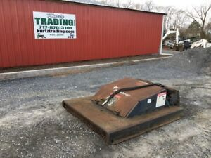 2005 Bobcat 60 Brushvcat Mower Attachment For Skid Steer Loaders