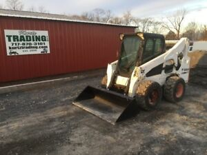 2014 Bobcat S770 Skid Steer Loader W Cab 2 Speed High Flow Coming Soon