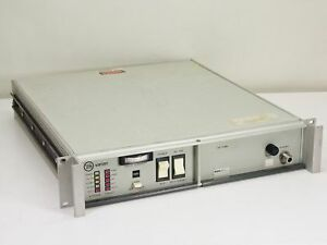 Varian 5 9 6 4 Ghz C band Microwave Twt Amplifier Vzc 6969b1 As Is
