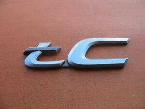 11 12 13 14 15 16 Scion Tc Rear Trunk Lid Emblem Logo Badge Sign Symbol Oem 11