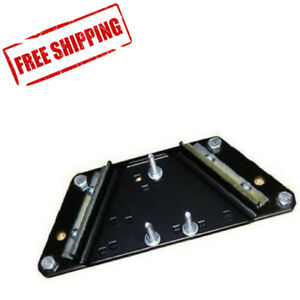 Bench Plate Steel Base Block Mounting System Quick Press Removal Lee Precision