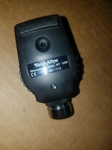Welch Allyn 11710 3 5v Standard Ophthalmoscope