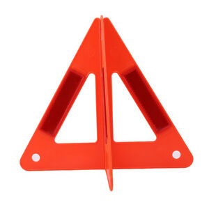 Car Warning Triangle Emergency Safety Reflective Sign Road Roadside Stop Sign Sa
