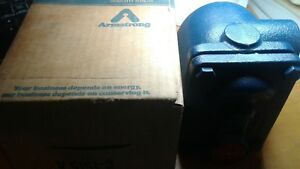 2 Armstrong Steam Traps F T 15 b 3 Nib And 1 New No Box