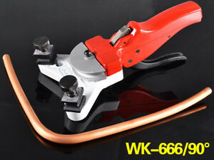 Wk 666 Multi Copper Pipe Bender Manual Aluminum Tube Bending Tool Kit