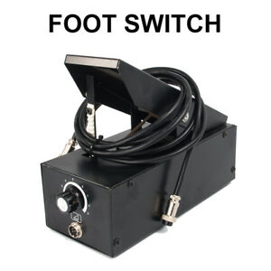 Tig Welder Plasma Cutter Foot Pedal 7 Pin Foot Switch Power Control Equipment