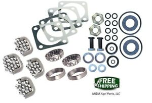 Steering Gear Bearing Box Rebuild Kit Ford 640 641 650 651 840 841 851 860 861