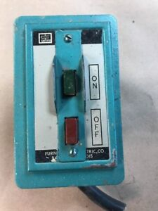 Powermatic 141 14 Bandsaw Switch 115 230 Furnas On Off Band Saw Parts