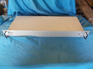 National Instruments Ni Tc 2095 32 channel Thermocouple Panel 184538b 01 Rev 2 0