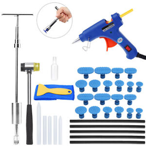 Tap Down Set Dent Puller Dent Removal Dent Tools Auto Body Dent Puller