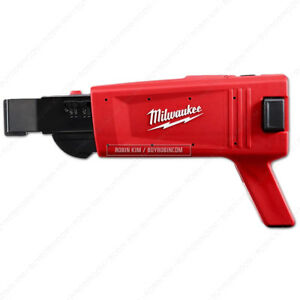 Milwaukee 49 20 0001 Ca55 M18 Collated Attachment For Drywall Screwgun