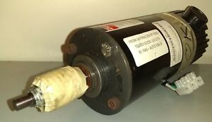 Dayton Model 3xa81 Dc Gear Motor 40 Rpm 1 8 Hp Tenv 90vdc Motor Only Used
