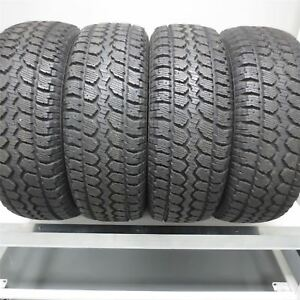 245 70r16 Mastercraft Courser Msr 107s Tire 13 32nd Set Of 4 No Repairs
