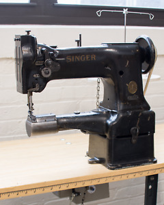 Singer 153w103 Cylinder Bed Industrial Sewing Machine Head Only