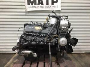 1987 Ford International V8 6 9l Diesel Engine Mechanical Naturally Aspirated