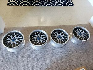 Jdm Genuine Rare Sparco Racing Ns 02 Nsii Ns2 15 X 7 Rims Wheels 4x100 25 Mm