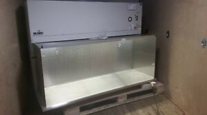 Nuaire Lab Hood Nu 201 630 Airflow Control Environmental Chamber Filtration