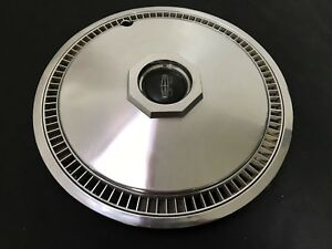 Lincoln Mark Series 15 Oem Wheel Cover Hub Cap 1972 1979 Metal Alloy