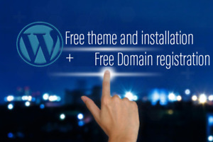 Wordpress Theme Installation Demo Plugins Free Domain Free Hosting