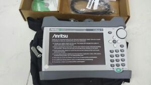 Brand New Anritsu S331l Sitemaster Cable Antenna Analyzer Standard Packing