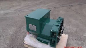 Generator Alternator Head Cgg 184j 40kw Sae 4 6 5 Single Phase m