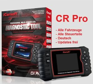 Icarsoft Cr Pro Universeller 43 Auto Scanner Alle Systeme Obd2 Online Service