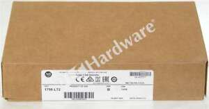 New Sealed Allen Bradley 1756 l72 b Pkg 2018 Controllogix Processor Fw 1 010