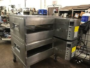 Middleby Marshall Ps540 Double Stack Pizza Oven refurbished