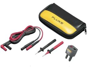 Reduced 3 Days Only Fluke Instruments Tl225 Suregrip Stray Voltage Adapter