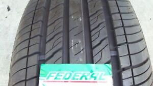 4 New 255 60r17 Xl Federal Couragia Xuv All Season Tires 60 17 R17 2556017 60r