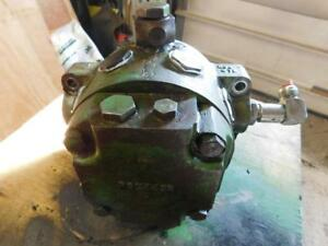 John Deere R32442 3020 others Hydraulic Pump From Running Tractor No Core