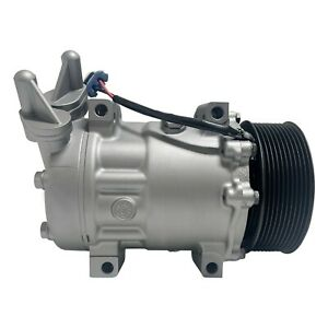 Ryc Remanufactured Ac Compressor And A c Clutch Afg539 Replaces Sanden 4347
