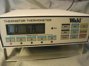 Wahl Model 780m Thermistor Thermometer