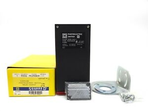 Square D Pe2pancr Diffuse Photoelectric Switch