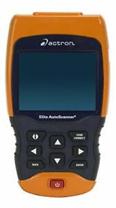 Elite Autoscanner Kit Enhanced Obd I And Obd Ii Scan Tool Act Cp9690